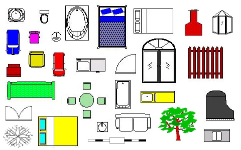 Ez Architect Low Cost Draw Tool For Creating Floor Plans And Building Plans